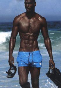 colors swim suit men