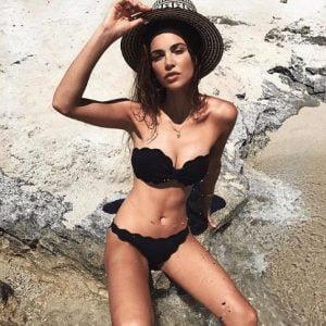 Negin Mirsalehi Antibes bikini